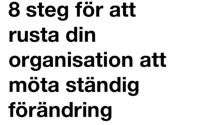 Ylva M Andersson bloggar IHM
