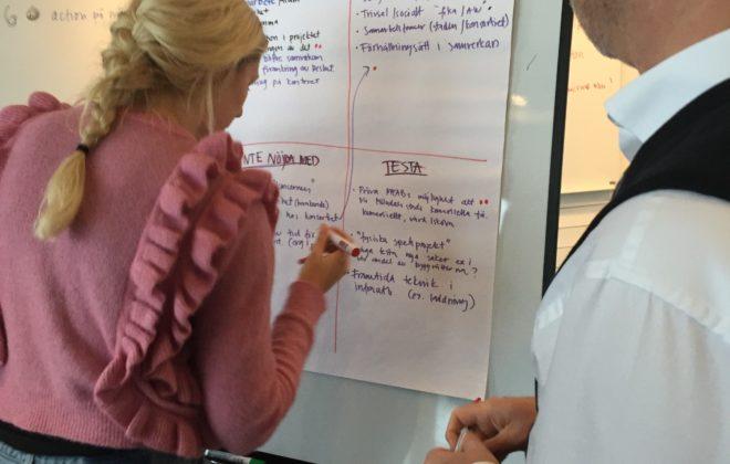 Teamutveckling är grunden för att verksamheten ska snurra optimalt.